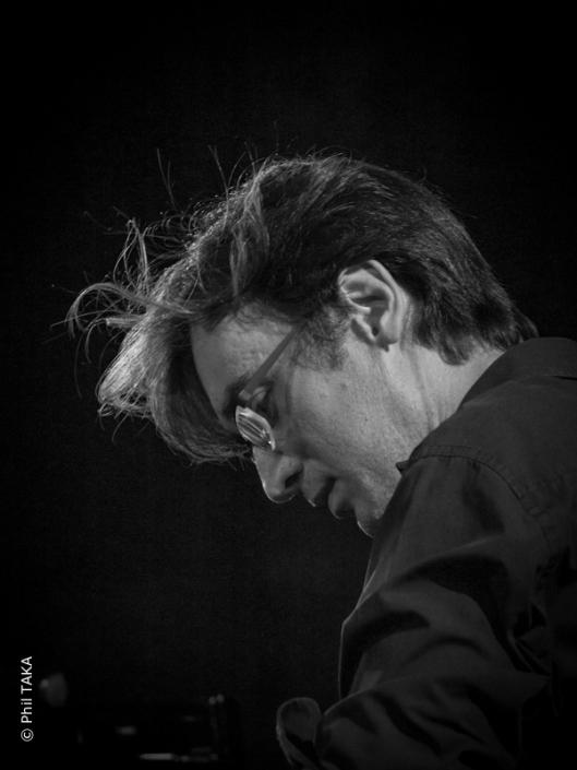 Olivier Calmel | Festival | Musiques au présent
