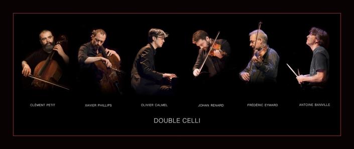 Double Celli - Concert Ermitage - Brochettetitre&noms