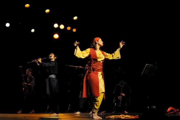 Caravane Gazelle @ Theatre Menilmontant - 10