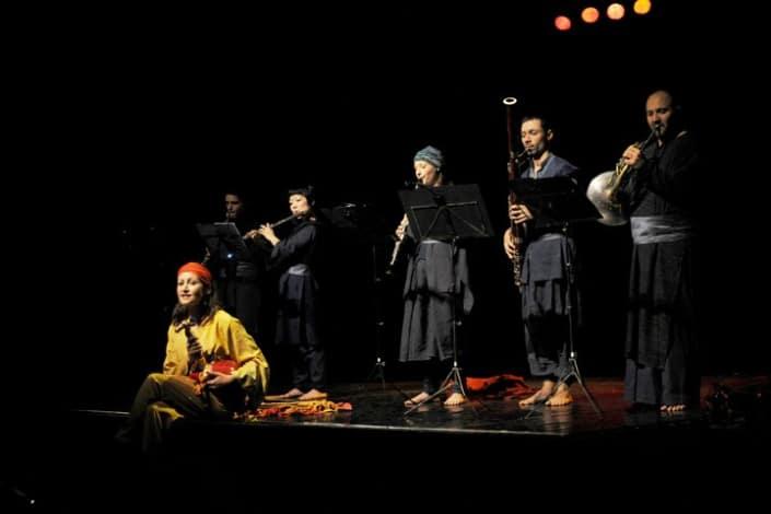 Caravane Gazelle @ Theatre Menilmontant - 11