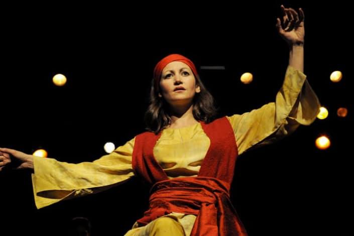 Caravane Gazelle @ Theatre Menilmontant - 15