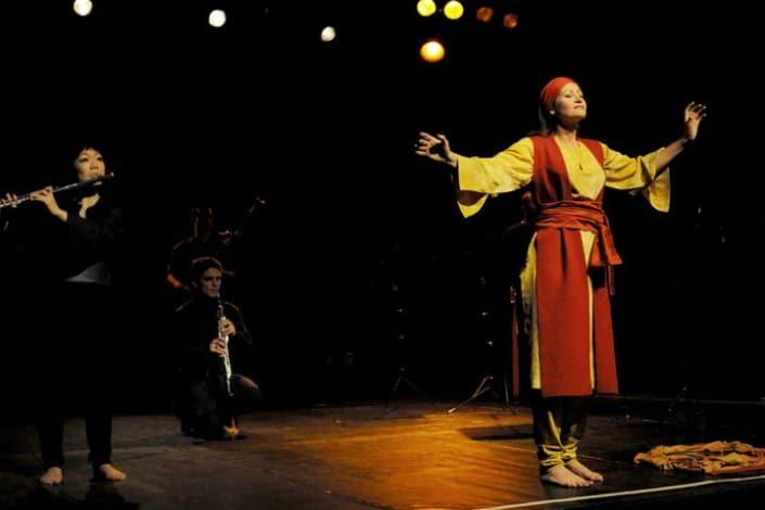 Caravane Gazelle @ Theatre Menilmontant - 4
