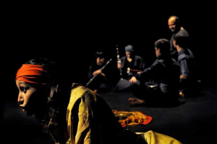 Caravane Gazelle @ Theatre Menilmontant - 5