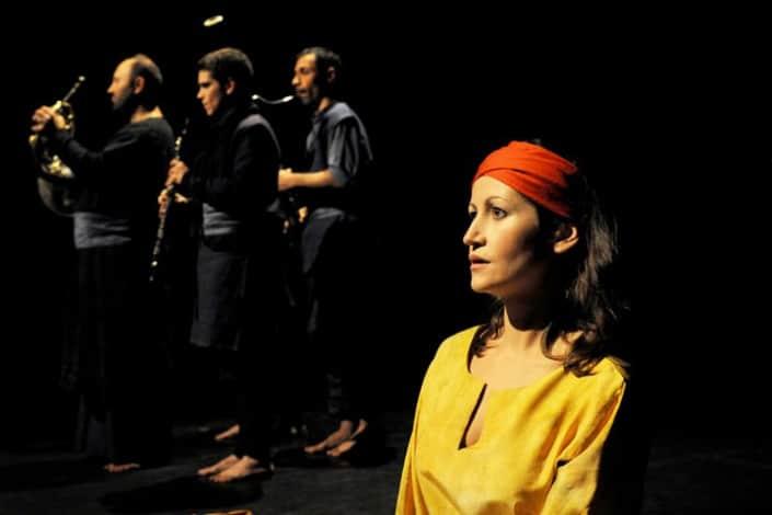 Caravane Gazelle @ Theatre Menilmontant - 6