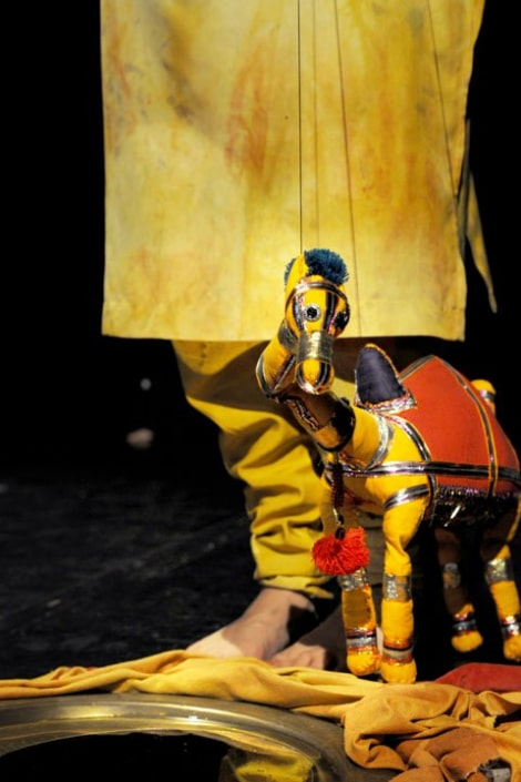 Caravane Gazelle @ Theatre Menilmontant - 7
