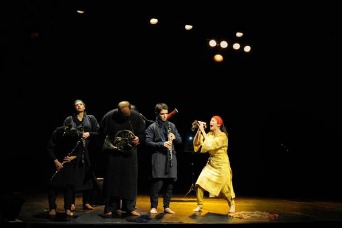 Caravane Gazelle @ Theatre Menilmontant - 8