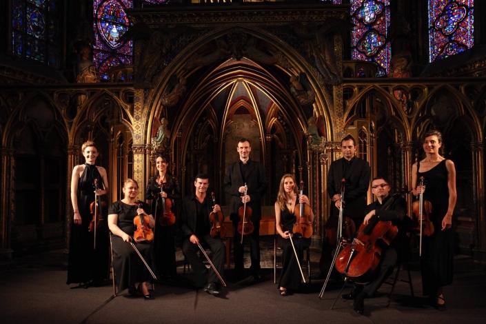 ODYSSEE | Sainte Chapelle | World Premiere