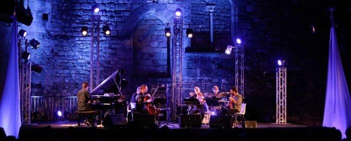 Olivier Calmel | Double Celli | Festival Narbonne