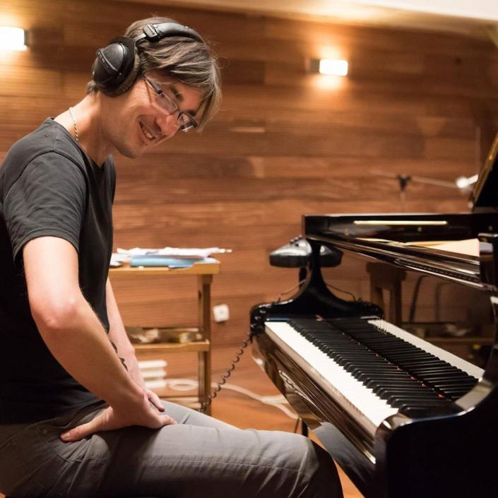 Olivier Calmel | Studio | Sequenza