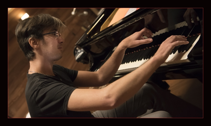Olivier Calmel | Studio | 105
