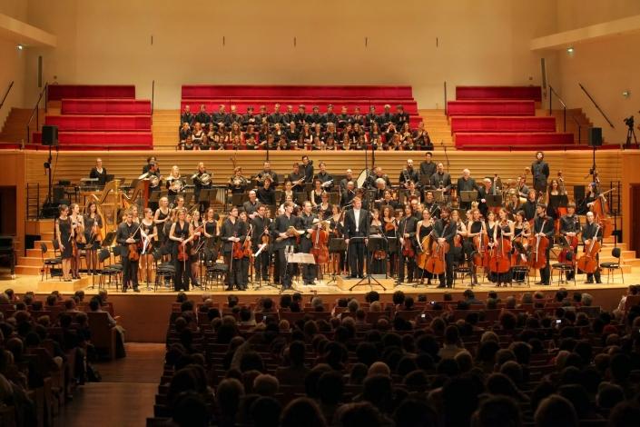 RITE OF PEACE | Salle Pleyel | World Premiere