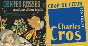 Académie Charles Cros - coup de cœur - Contes Russes