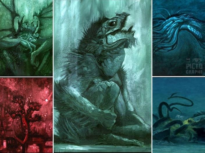 Call of Cthulhu - Profonds, Shoggoths et autres Grands Anciens