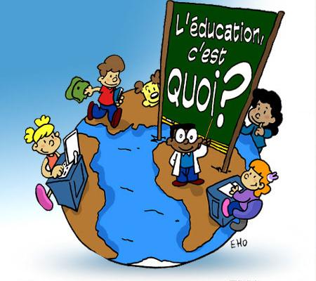 L'éducation c'est quoi ?