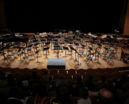 AFEEV Plateau Orchestre