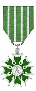Ordre des Arts et des Lettres - Chevalier