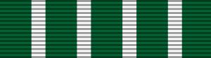 Ordre des Arts et des Lettres - ruban Chevalier
