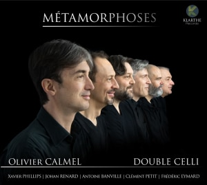 Métamorphoses - cover